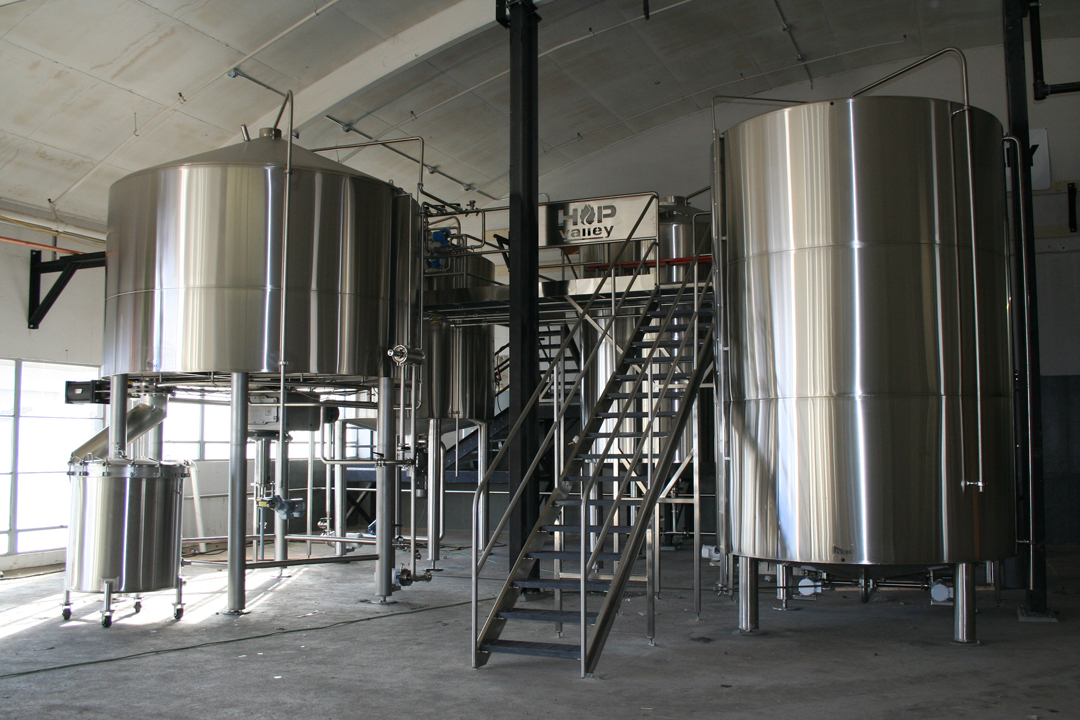 60 BBL Micro Brewing Systems