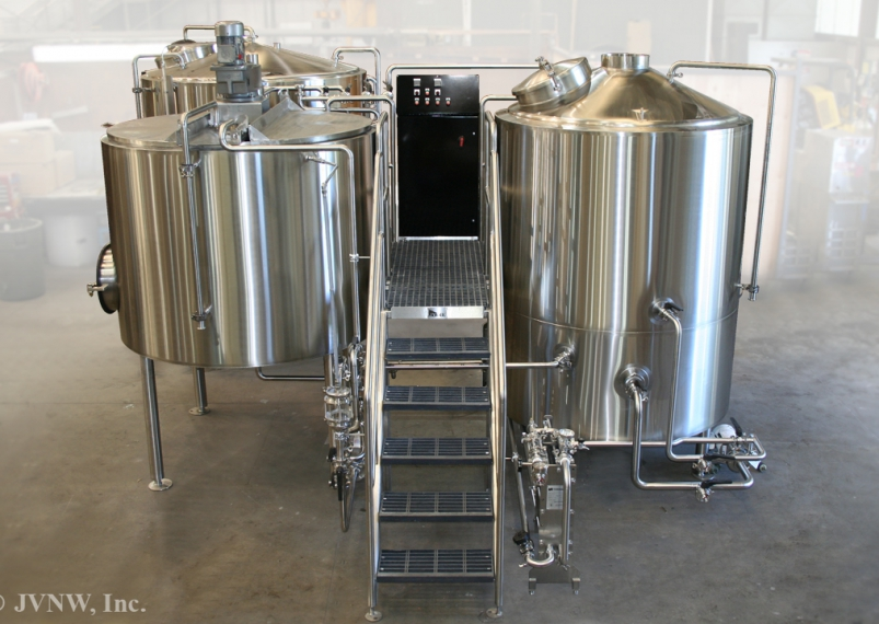 Jvnw 15 Bbl Micro Brewing Systems