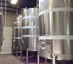 Closed Top Ferment Tanks