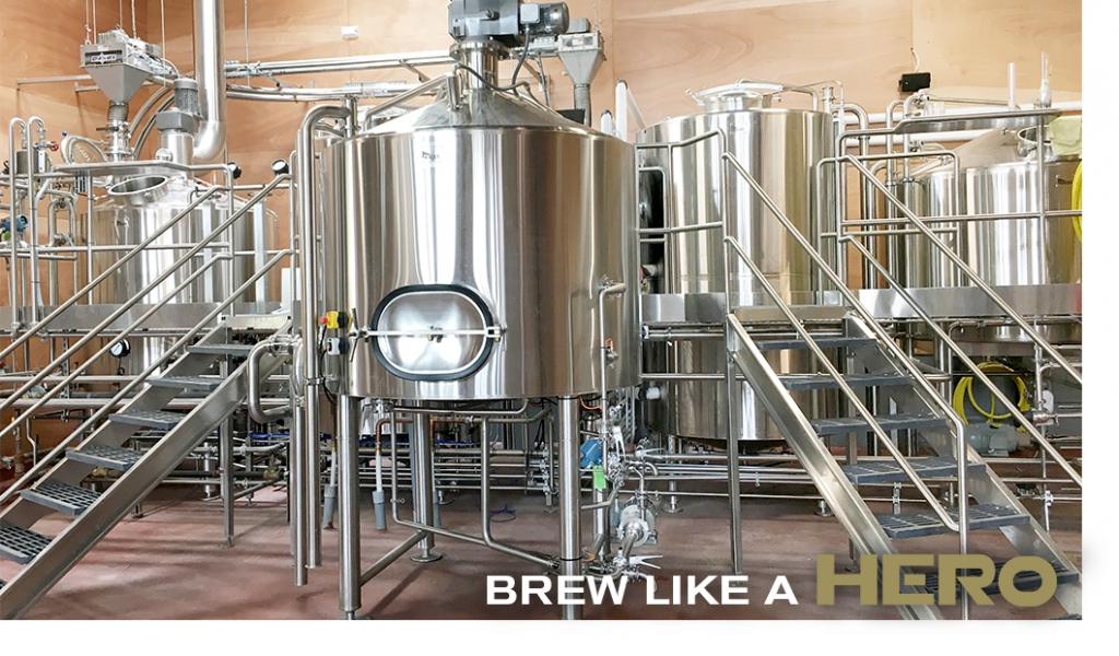 Jvnw Beer Tanks Amp Systems