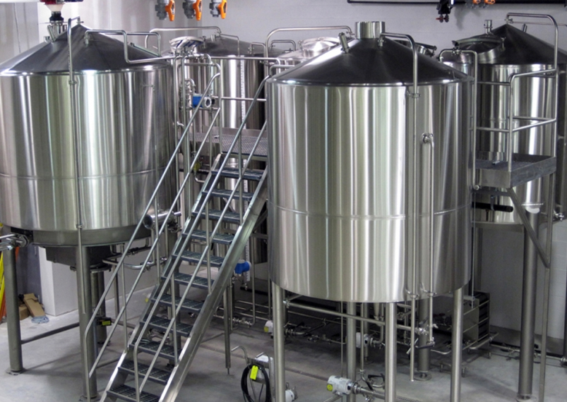 Jvnw 30 Bbl Micro Brewing Systems